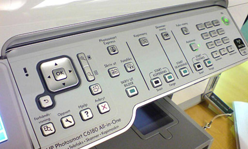 image: HP Photosmart C6180