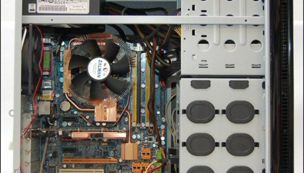 Vår nye test-PC