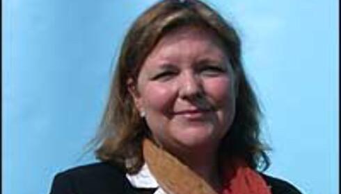 Lena Petersson er informasjonssjef i Star Tour.