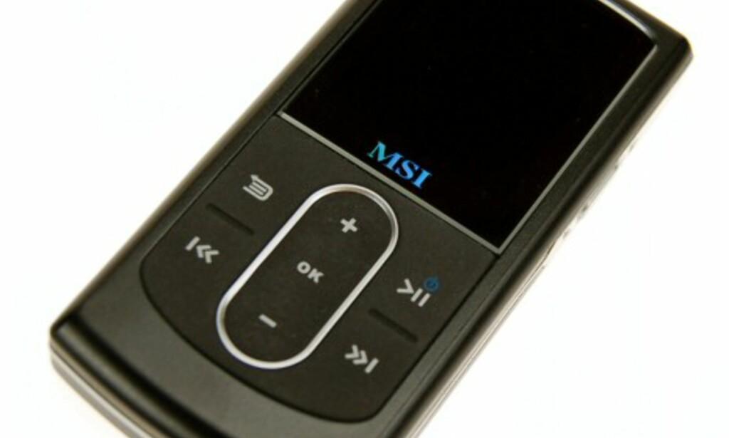 image: MSI Mega Player P640