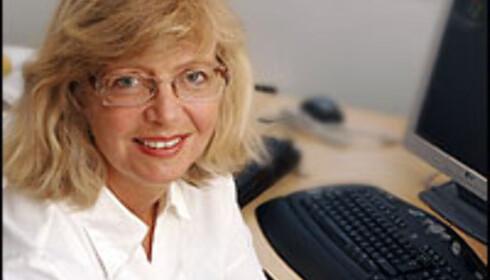 Agnes Bergo i Pengedoktoren har engasjert seg mye i gründeres pensjonsordninger.Foto: Per Ervland Foto: Per Ervland