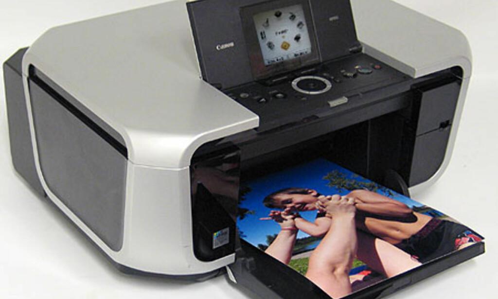 image: Canon Pixma MP810