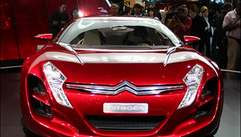 Citroën C-Métisse, hybrid