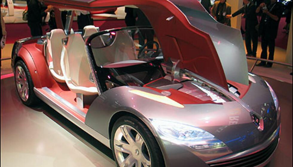 Renault Nepta - kabrioletstudie