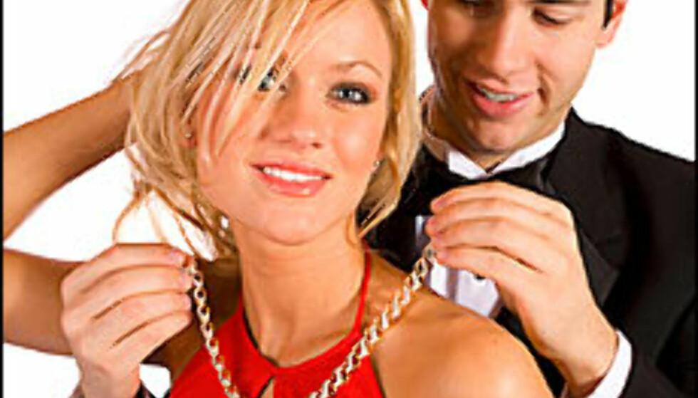 Gavene bør komme i form av smykker og edle stener. Foto: Sean Locke/iStock