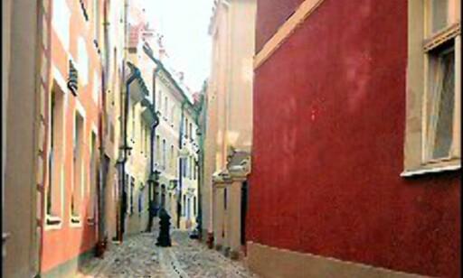 Gamlebyen i Riga står på Unescos verdensarvliste. Foto: Ewa Treska
