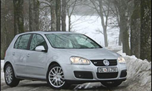 Tyskland: Volkswagen Golf
