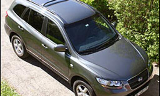 Sør-Korea: Hyundai Santa Fe