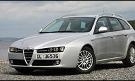 Italia: Alfa Romeo 159