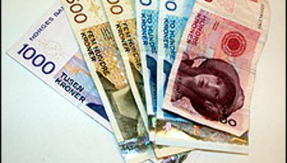 Norge og Danmark er avgiftsverstinger