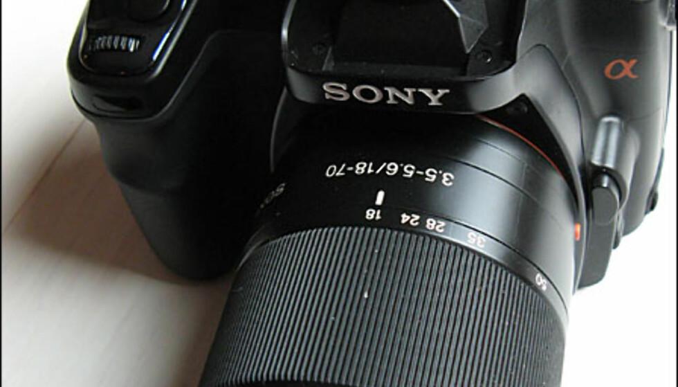 Sony Alpha A100