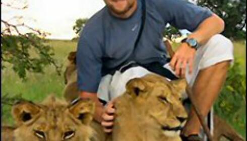 Håvard Heggen blogget om sine flotte opplevelser i Afrika.