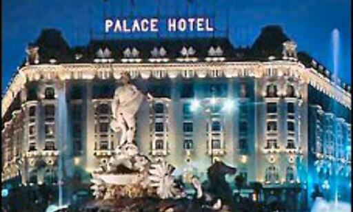 Foto: Westin Palace Madrid