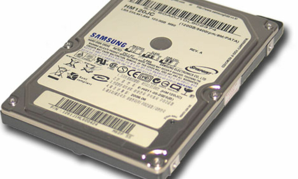"""image: Samsung SpinPoint 120GB 2,5"""""""
