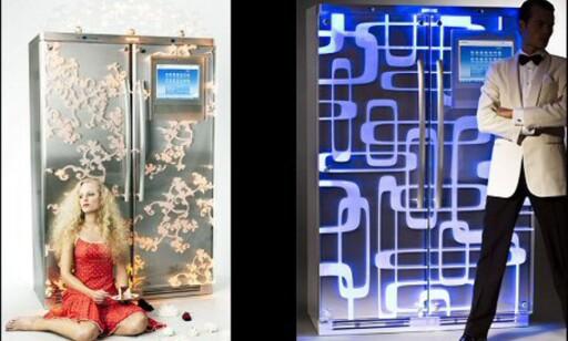 Elektrolux går til kamp mot de kjedelige, hvite, hvitevarene.