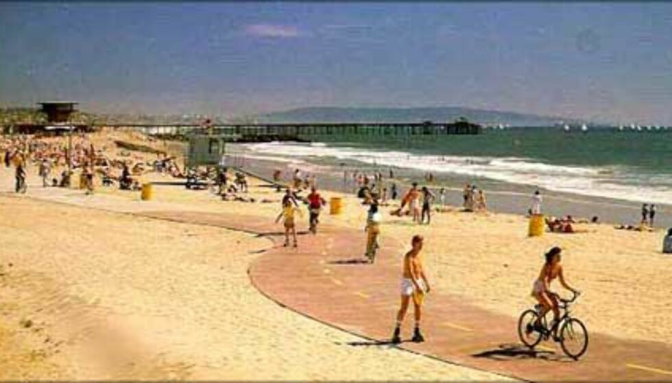 Venice Beach. Reis nå!