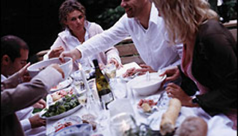 Dine With The Danes: Få med deg dansk hjemmehygge i sommer.  Foto: Mads Armgaard/Visitdenmark.com Foto: Mads Armgaard/Visitdenmark.com