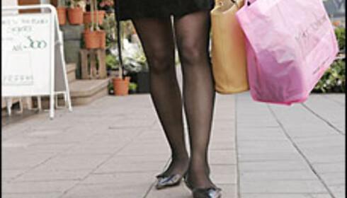 Unngå desperat shopping, handle inn billigere presanger på reise.  Foto: Per Ervland Foto: Per Ervland