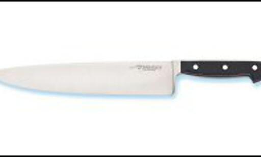 Kokkekniv fra Sabatier. Knivenes Bentley, og en av våre favoritter.