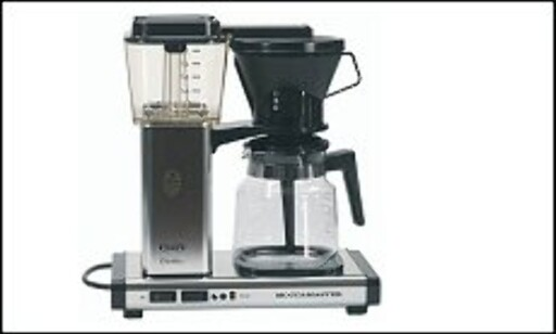 Moccamaster fra Wilfa. Vår favoritt blant kaffetrakterne.