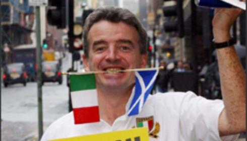 Michael O'Leary.Foto: Ryanair