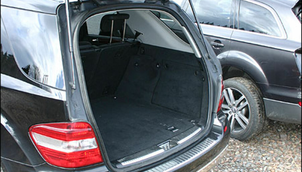 Store bilder Mercedes-Benz ML