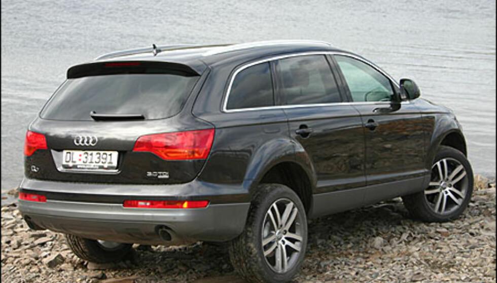 Store bilder Audi Q7