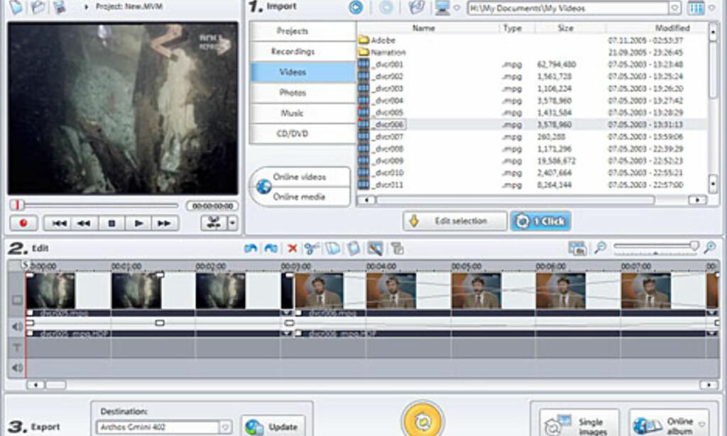 image: Movies2Go - videokvern for mediespillere