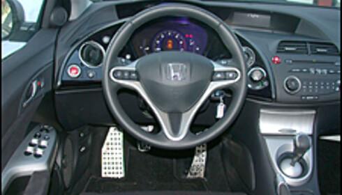 Motorer og kjøreegenskaper