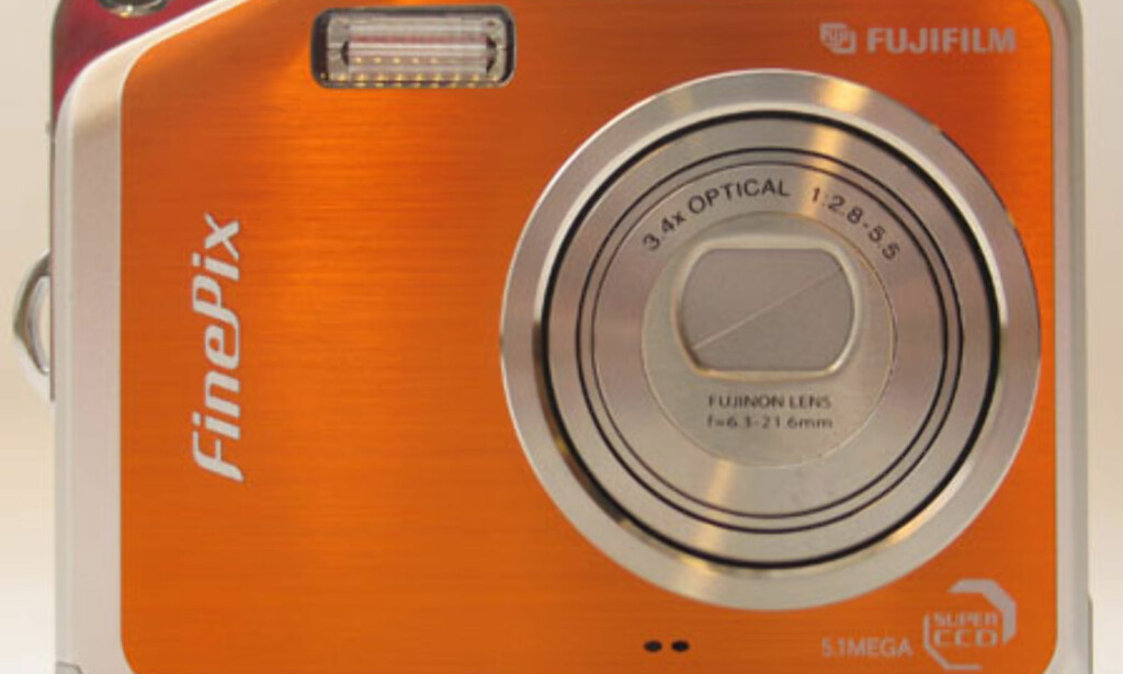 image: Fujifilm FinePix V10