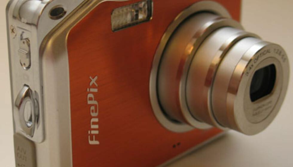 Fujifilm FinePix V10