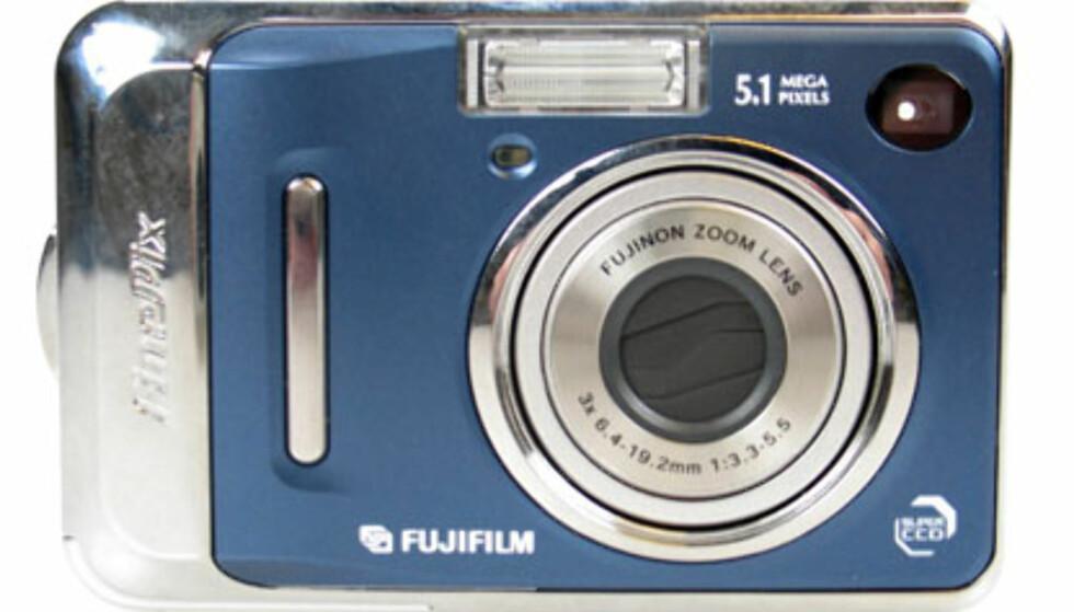 Fujifilm A500