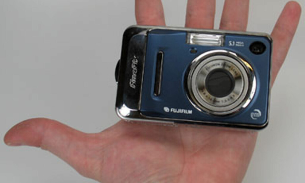 image: Fujifilm A500