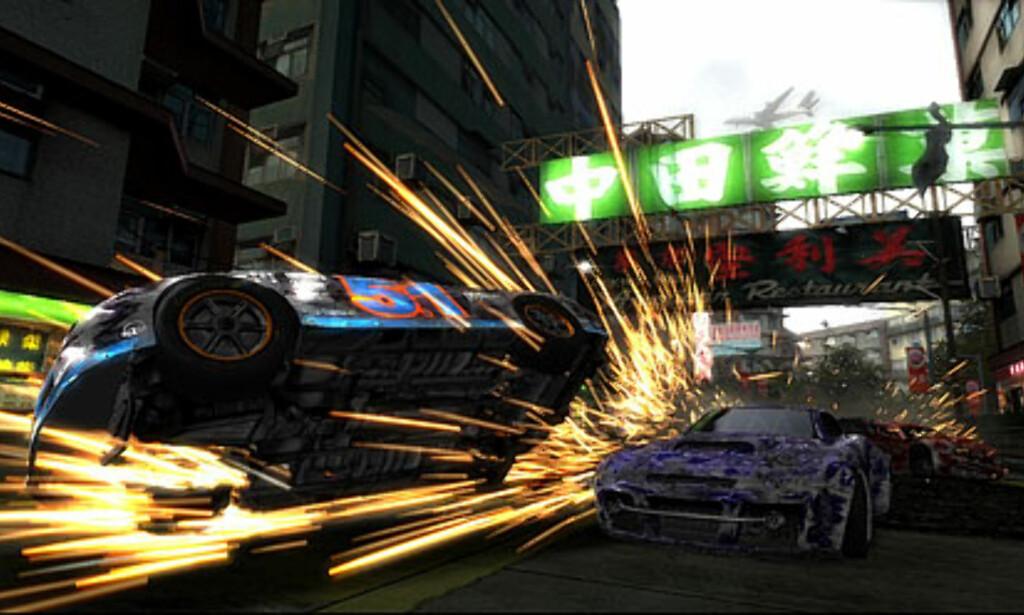 image: Burnout: Revenge