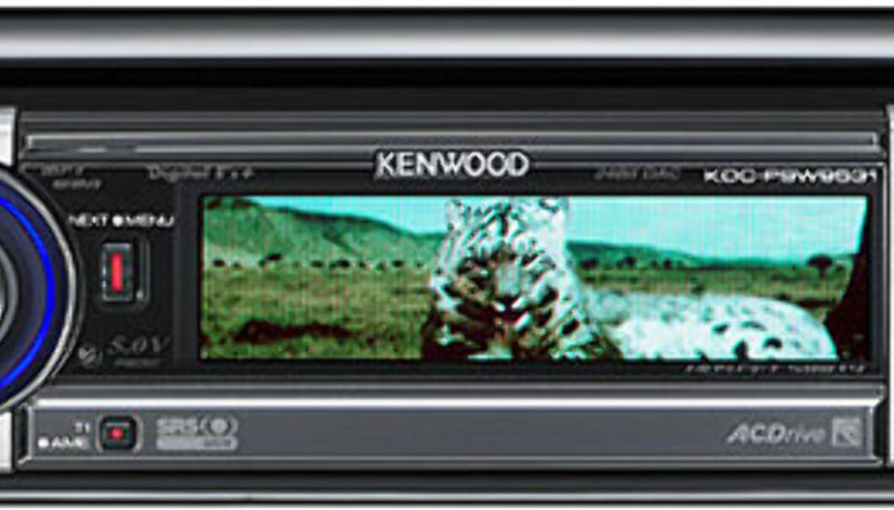 Er du opptatt av at spilleren din skal støtte flest mulig musikkformater, kan kanskje KDC-PSW9531 fra Kenwood være tingen. Den støtter AAC, WMA, MP3 mm. I tillegg støtter den tilkobling av iPod. Pris: Under 4.000 kroner.