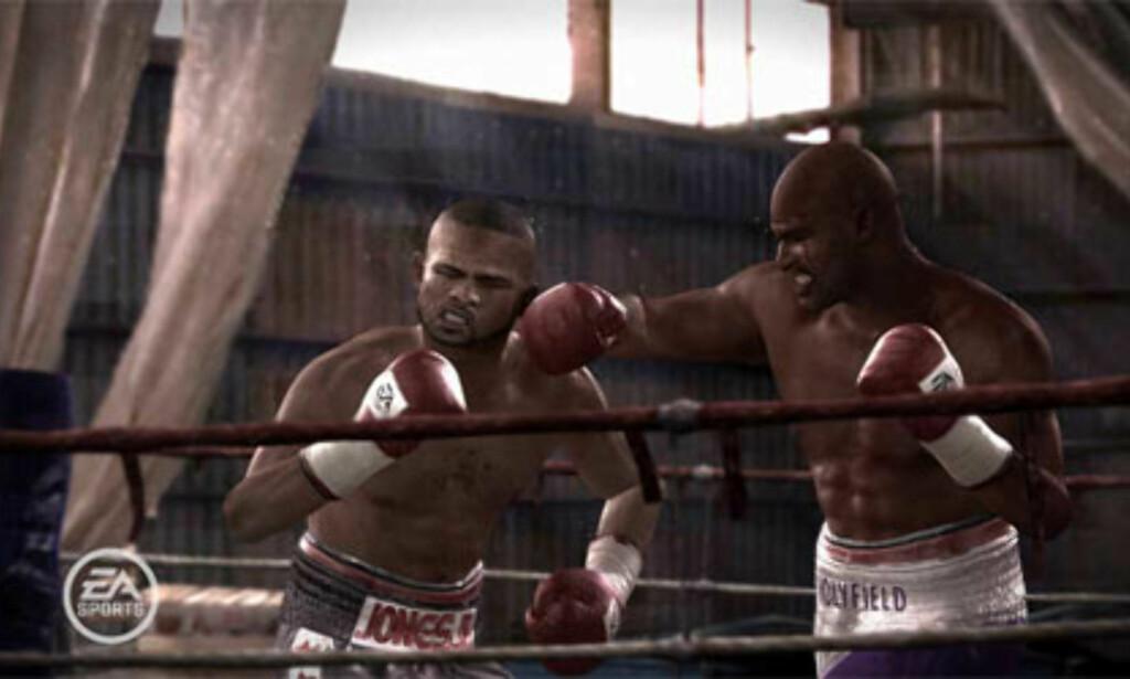 image: Fight Night round 3
