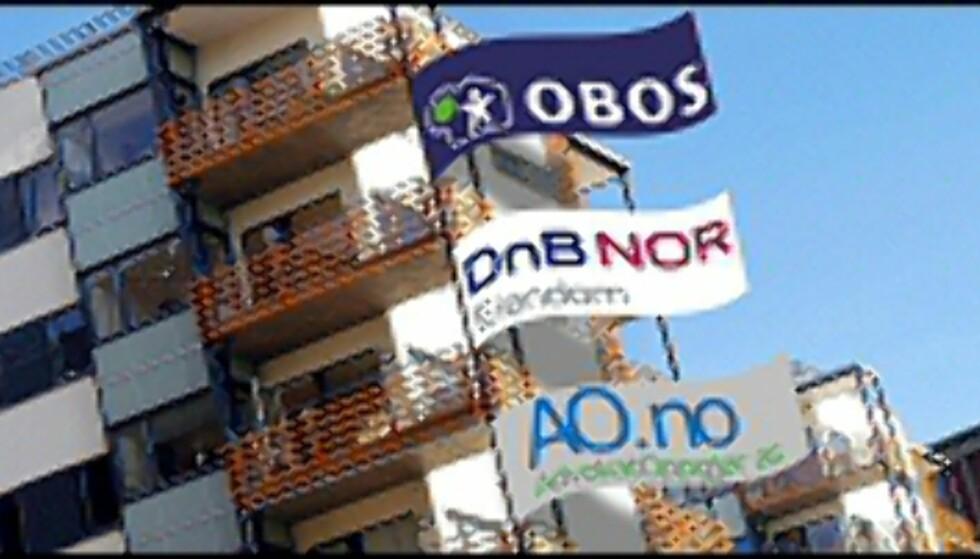 Tre leiligheter, tre priser. Har valg av megler noe å si? Illustrasjon: Per Ervland Foto: OBOS/Per Ervland