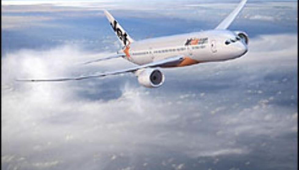 Turbulens er stort sett ikke farlig, men spenn setebeltene.<br /> <br /> <i>Foto: Boeingmedia.com</i> Foto: Boeingmedia.com
