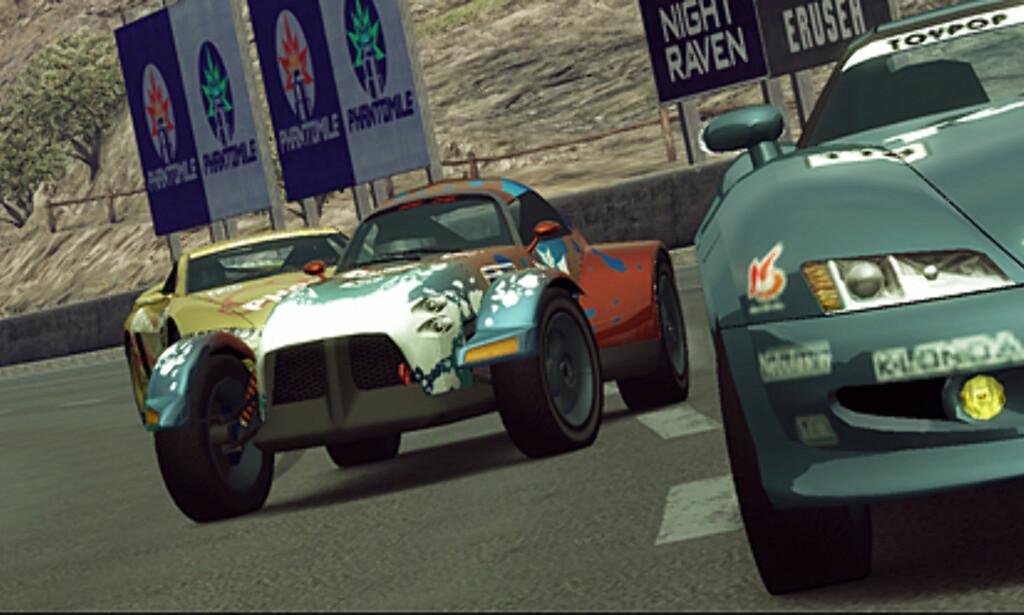 image: Ridge Racer 6