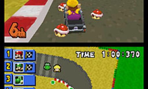 image: Mario Kart DS