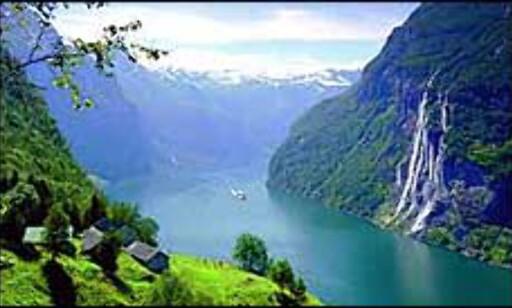 Verdens vakreste fjord? Geirangerfjorden ble satt på den gjeve vernelista til UNESCO i vår.