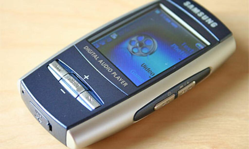 image: Samsung YP-T8