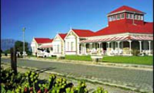 """Robben Island Museum. Foto: Hein von H\""""rsten,  South African Tourism."""
