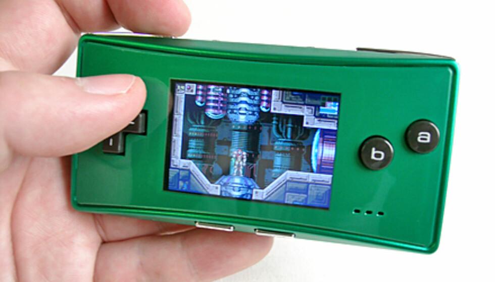 GameBoy Micro er her!