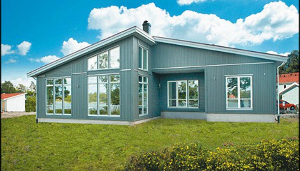 <strong>Fra produsenten Finndomo:</strong> Det nye huset heter Allegro.