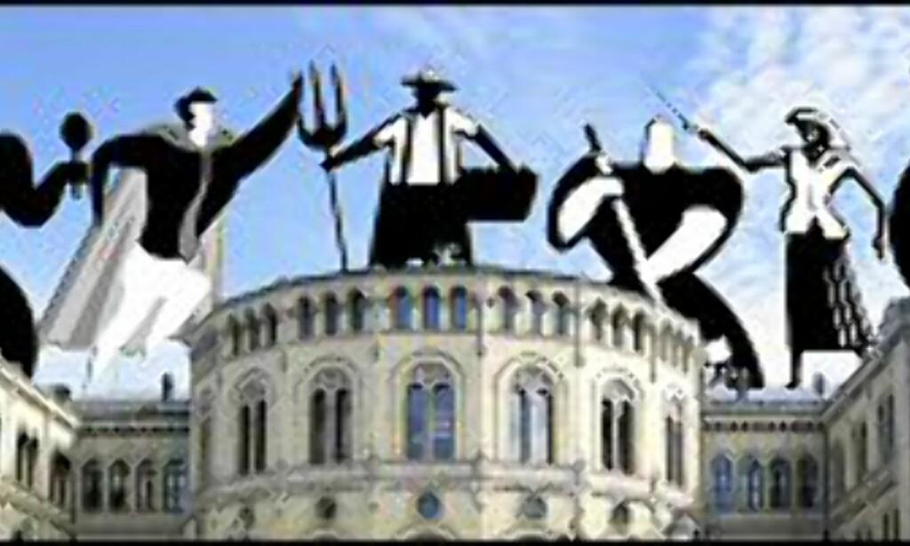 <i>Illustrasjon: Per Ervland</i> Foto: Per Ervland