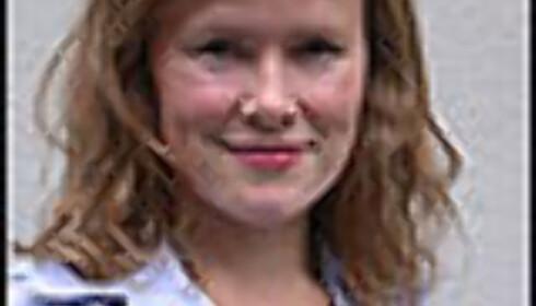 Inga Holst  Journalist, DinSide Foto: Karoline Brubæk