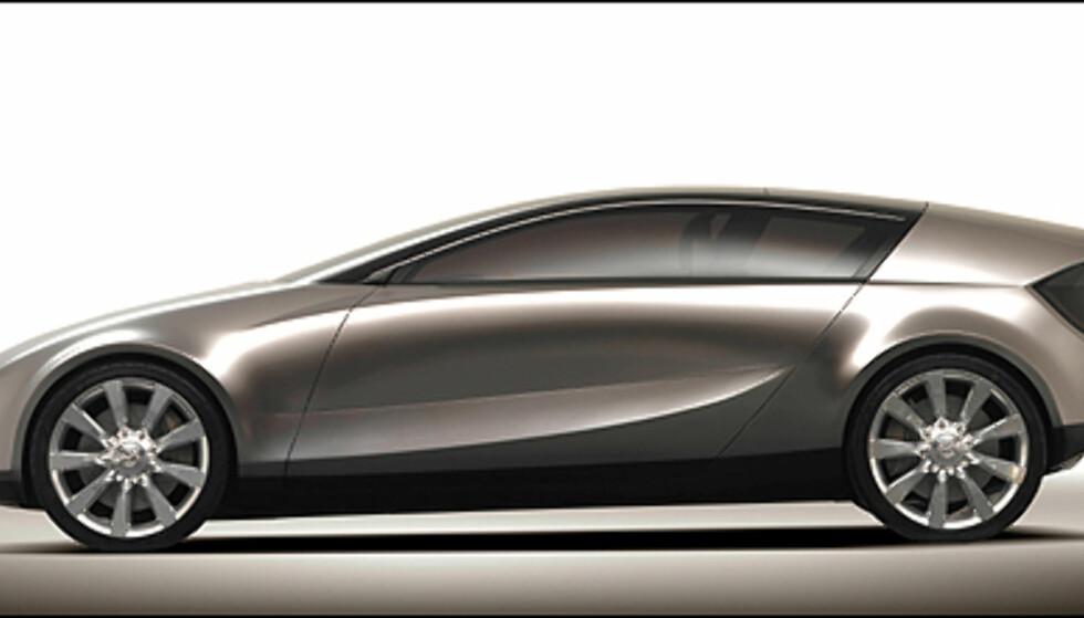 Mazda SENKU konsept