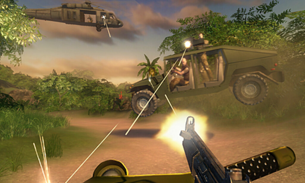 image: Far Cry Instincts