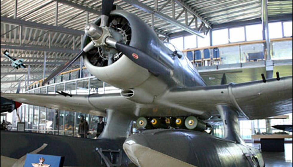 Northrop N-3PB.